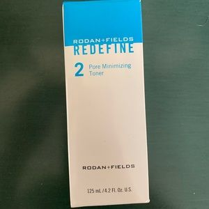 NIB Rodan & Fields Redefine toner
